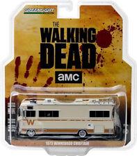 Greenlight 1973 Winnebago Chieftain RV The Walking Dead 1:64 Beige 33070-A
