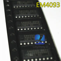 10pcs EM4093 EM4093 007 EM4093-007 Bora instrument vulnerable chips new