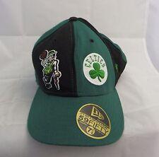 Newera Boston Celtics basketball 59fifty NBA  Baseball Cap Sports Hat  Adults