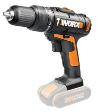 WORX WX386 18V 20V MAX Cordless Hammer Drill - BODY ONLY NO BATTERY OR CHARGER