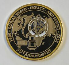 VHTF JSOC Joint Special Operations Command SOCOM 35th Anniv1980-2015 Serial #813