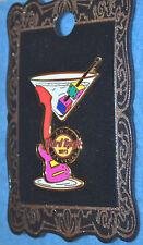 HARD ROCK CAFE 2011 Las Vegas Dice Martini Pin # 58768