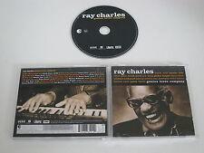RAY CHARLES/GENIUS LOVES COMPANY(LIBERTY-HEAR MUSIC 7243 8 66541 2 0) CD ALBUM