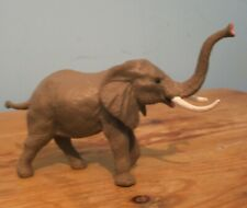 Hard Plastic Elephant Toy