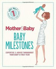 Mother&Baby: Baby Milestones (Mother and Baby) New Paperback Book