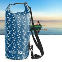 Aduro Sport 2L 5L 10L 20L Water Resistant Waterproof Dry Bag Kayaking Storage