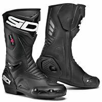 Sidi Performer CE Ladies Motorbike Motorcycle Boots Black / Black
