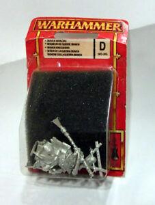 Señor de la Guerra Skaven  Warhammer 90-35