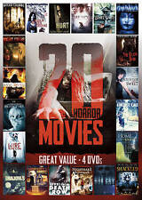20-Horror Movies DVD New Sealed