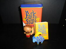 DISNEY VINYLMATION PARK STARZ SERIES 1 SMALL WORLD BOY WITH GOAT FIGURE WITH TIN