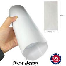 55x11inch 100pcs Sublimation Shrink Wrap Film Heat Sublimation Shrink Wrap Tube