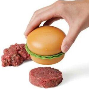 Chef'n Vibe Mini 2.5 oz Burger Patty Maker Hamburger Slider Press Machine