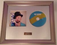 SIGNED/AUTOGRAPHED  BOY GEORGE - THIS IS WHAT I DO CD FRAMED PRESENTATION. RARE