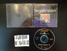 Space Quest 4 IV : Roger Wilco et les Voyageurs du Temps/Time Rippers PC