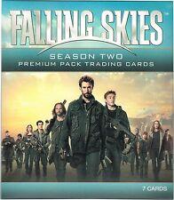 Falling Skies Season 2 Factory Sealed Premium Pack Autograph Costume Relic Card