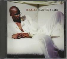 R. KELLY Half on a Baby INSTRUMENTAL & EXTENDED& RADIO TRK DJ PROMO CD single R