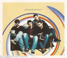 LIGHTNING SEEDS - What If... (UK 4 Trk CD Single Pt 1)