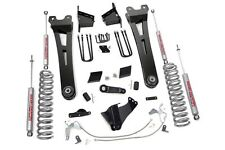 "Ford F250 6"" Radius Arm Suspension Lift 15-16 Diesel 4WD w/o Factory Overload"