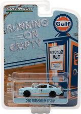 Greenlight 2012 Ford Shelby GT500 Gulf Oil 1:64 Light Blue 41020-F