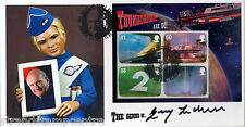 2011 Anderson M/S - Scott 'Alan Tracy' Off - Signed by the late GERRY ANDERSON