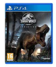 Jurassic World Evolution (PS4) BRAND NEW SEALED JURASSIC PARK