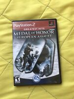 Medal of Honor: European Assault(Sony PS2,2005)