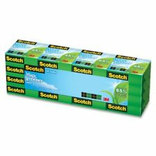 "Scotch Magic Invisible Tape - 0.75"" Width X 75 Ft Length - Split Resistant, Tear"