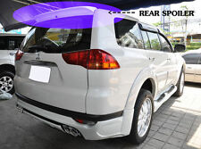 REAR SPOILERS WINGS For Mitsubishi PAJERO MONTERO SPORT 2008 2009 2013 2014 2015