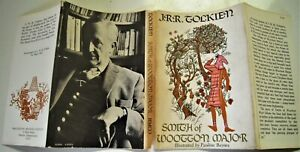 SMITH OF WOOTTON MAJOR by JRR Tolkien first printing first American edition 1967