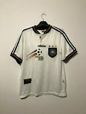 Germany Home Football Shirt 1996/98 Large L