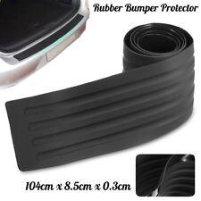 104cm Car Rear Bumper Sill Body Guard Protector Rubber Plate Trim Cover Strip UK