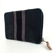 Authentic HERMES fool toe coin purse canvas[Used]