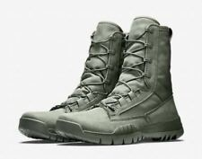 """Nike SFB FIELD 8"""" Field Boots Sage Forest Green 631371 222 Military Olive sz 14"""