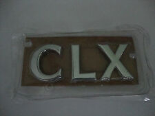 Ford Badge Emblem Decal ' CLX ' Ford Escort Mk8 95-2000 1.3 1.4 1.8 OE 7274117