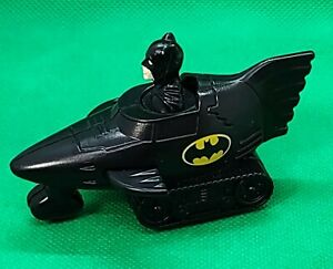 1991 McDonalds - Vintage Toy - Batman Returns - Press & Go Rocket Car Vehicle