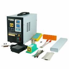 Sunkko 738al Battery Spot Welder For 1865014500 Lithium Battery 36kw 110v
