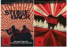 Strike Back Staffel 3+4 DVD Set NEU OVP