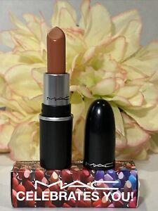 MAC Velvet Teddy - Lipstick .06oz Mini Travel ~ Authentic ~ NIB Fast/Free Ship