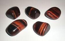 1 Pierre roulée en Oeil de Taureau 20/25mm, Minéraux, Lithothérapie