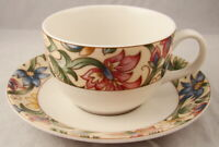 Royal Doulton Everyday TC1216 JACOBEAN Cup and Saucer Set(s)