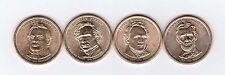 Presidential 4 Dollar Coins, 2010 Set 4, Mint D,  See Description.