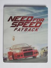 VG-Need For Speed Payback Steelbook Case (PS4 Xbox One) - Game NOT Included - VG