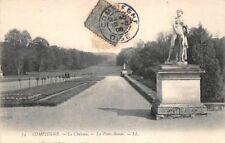 COMPIEGNE - le Château - la Plate-Bande
