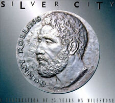 Silver City: A Celebration of 25 Years Of Milestone by Sonny Rollins (CD Box)