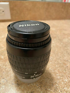 Nikon Lx- Nikkor Lens 24-70mm F/3.5-5.6