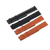 18mm 19mm 20mm 21mm 22mm 24mm Genuine Leather Watch Band Wristwatch Strap