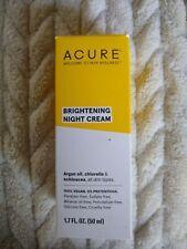 New listing Acute Brightening Night Cream