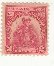 Usa 1929. Sullivan Expedition.2c. Scott #657. Mnh.