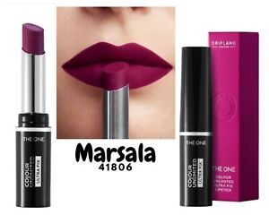 NEW PRODUCT!Oriflame The One Colour Unlimited Ultra Fix Lipstick-Marsala