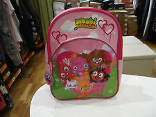 Moshi Monsters Bag NWOT Rucksack Backpack School/Lunch Bag in Pink